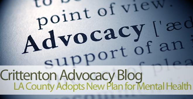 Advocacy Mental Health Blog