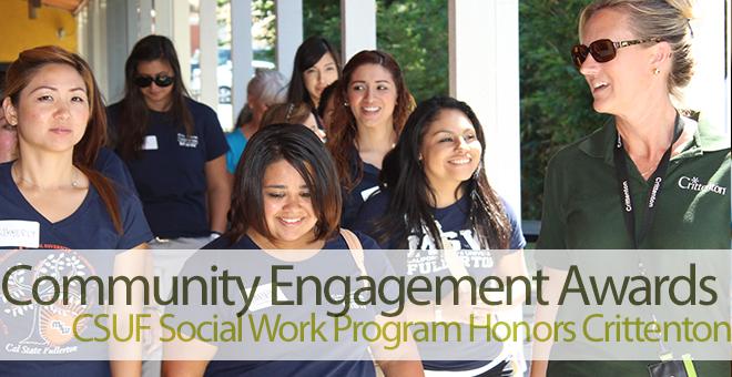 Community Engagment Awards