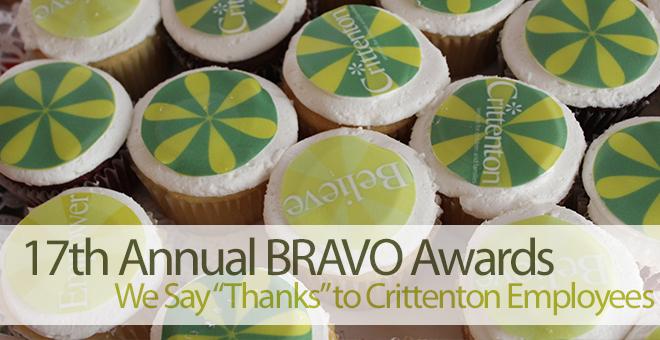Honoring Crittenton Employees