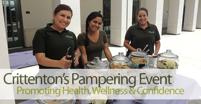 Pampering Event